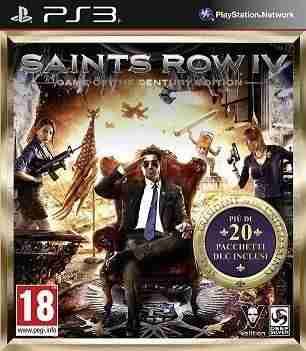 Descargar Saints Row IV Game Of The Century Edition [MULTI][Region Free][FW 4.4x][DUPLEX] por Torrent